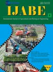 International Journal of Agricultural and Biological Engineering