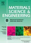 Materials Science and Engineering: B