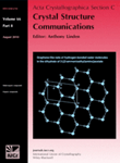 Crystal Structure Communications Online